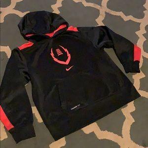 Nike football hoodie Boys